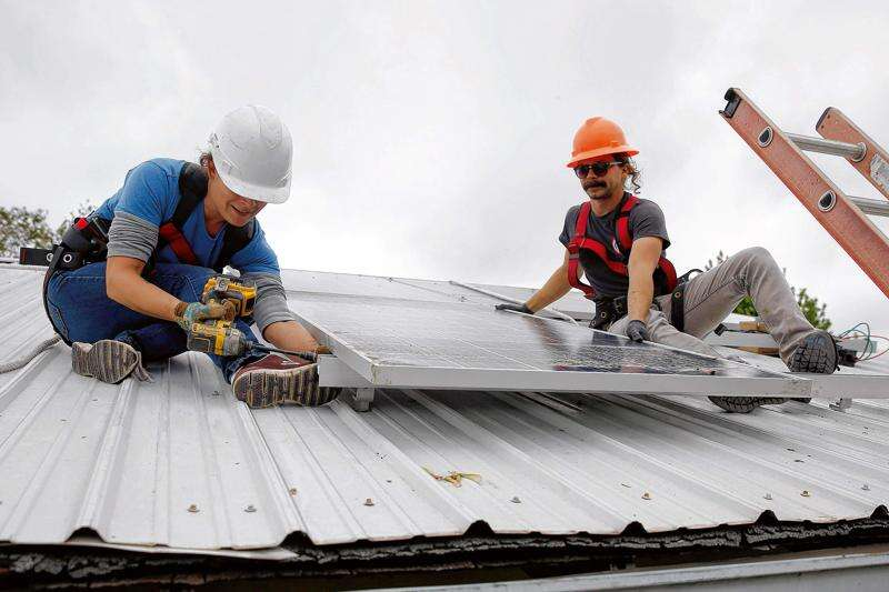 The game-changing spark Iowa's solar industry needs could be in Louisa County