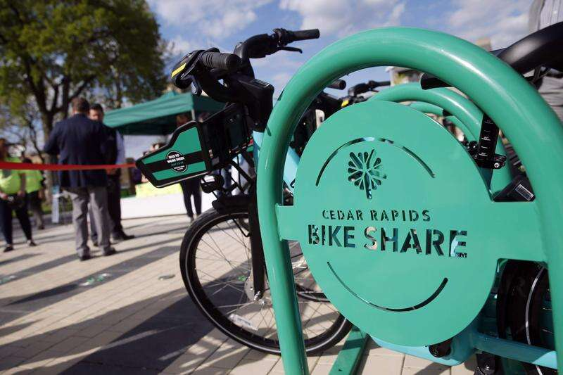 Cedar Rapids bike share: Here's what you need to know to ride