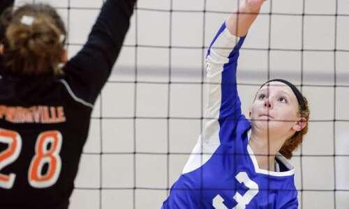 Cedar Valley Christian volleyball's latest milestone: A winning season