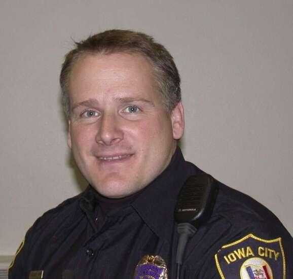 Iowa City police captain voluntarily demoted to sergeant