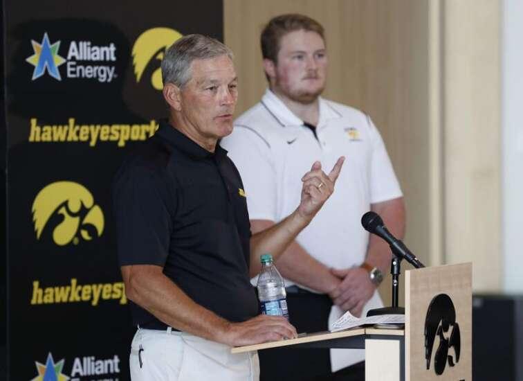 Quick Slants: Kirk Ferentz announces a pair of Iowa football staff moves