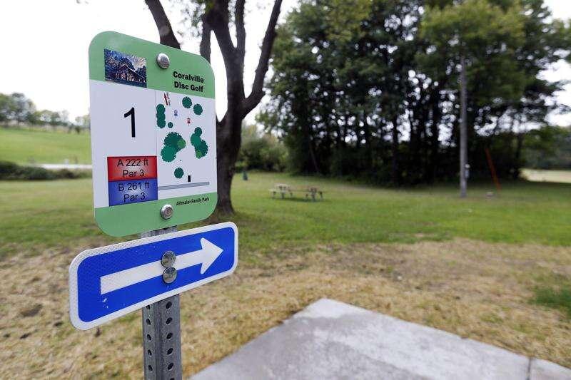 Disc golf — Iowa's secret statewide pastime — during the coronavirus outbreak