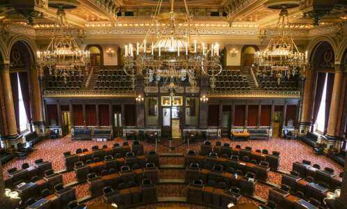 Iowa Senate OKs broadband expansion, adopts new crime for livestock…