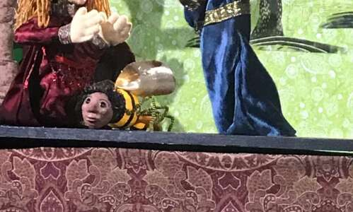 Cedar Rapids Opera pairs puppets with songs for special online…