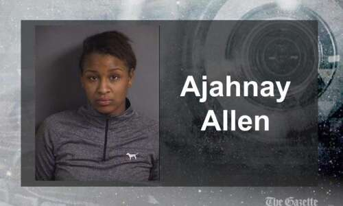 Iowa City woman faces burglary charge after assault inside home