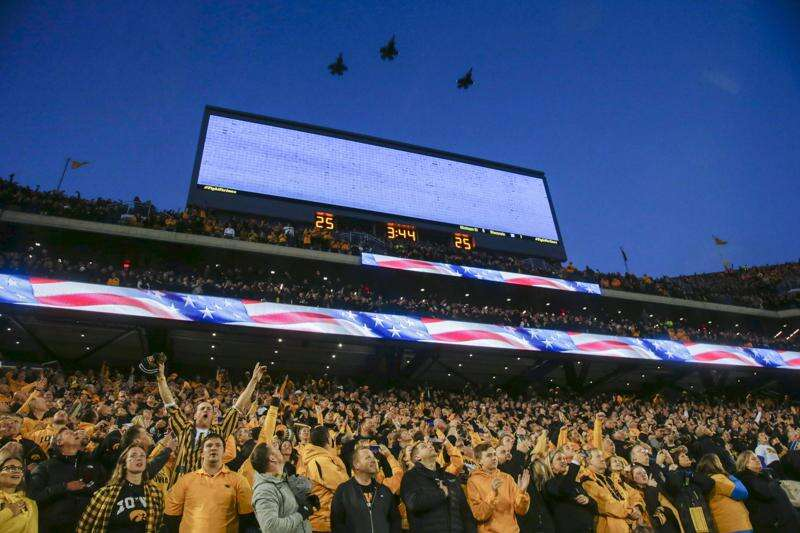 Iowa football has its most important month since last December in front of it