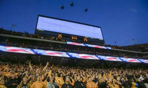Iowa football has its most important month since last December…