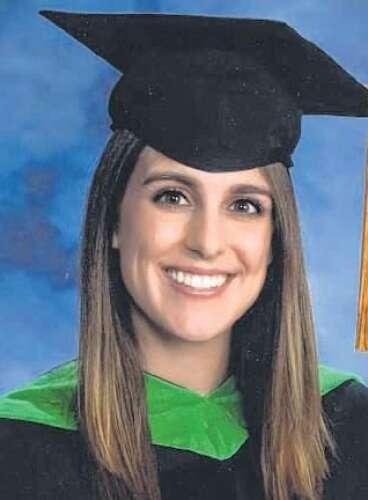 Congrats Dr. Kate Huebsch, O.D.