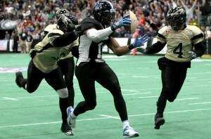 Titans trounce Lehigh Valley, 32-13, in first game for Cedar Rapids IFL franchise