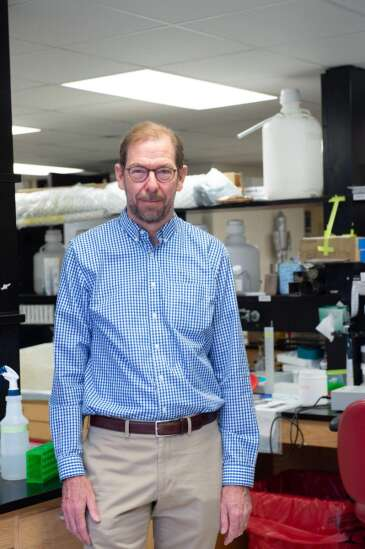 University of Iowa researchers pursuing nose-spray vaccine against COVID-19