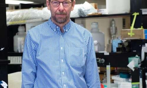 University of Iowa researchers pursuing nose-spray COVID vaccine