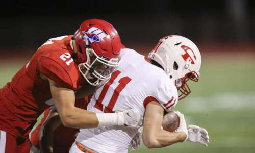 Iowa high school football 2021: Class 4A area district picks