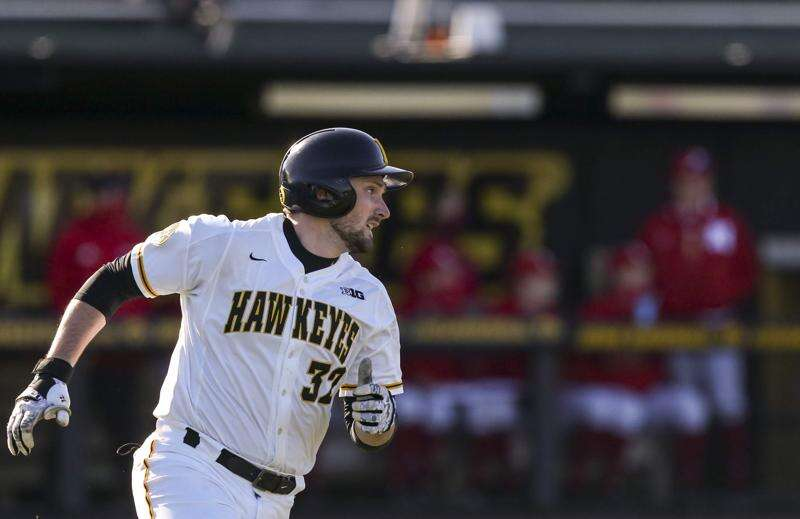 Photos: Iowa baseball vs. Nebraska