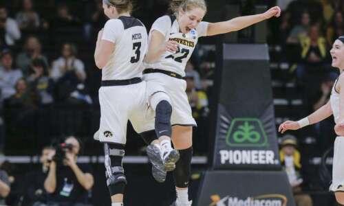 Iowa vs. Mercer: NCAA Tournament final score, stats, highlights