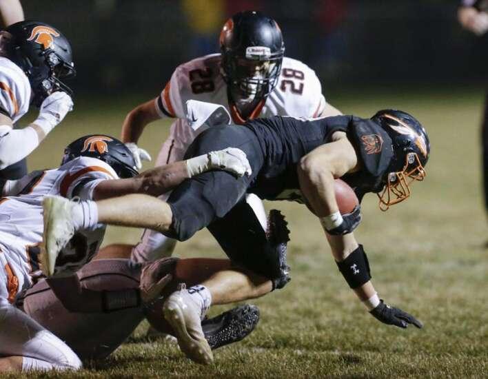 Photos: Solon vs. Waukon, Class 2A Iowa high school football quarterfinals