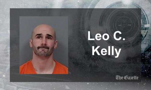 Plea deal may be coming for Leo Kelly, Cedar Rapids…