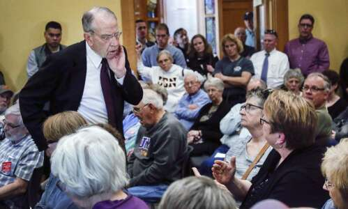 Grassley pushes his prescription drug plan
