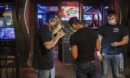 Gov. Reynolds orders another week of bar closures in Johnson,…