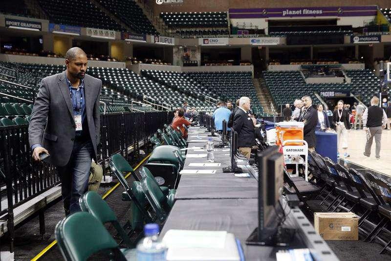 Big Ten men's basketball tournament canceled