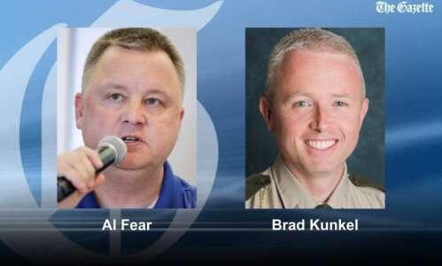 Unusual on Johnson County ballot: sheriff's race Al Fear and…