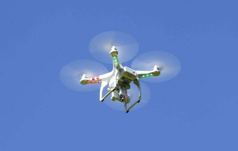 Your internet may be come by a drone someday soon