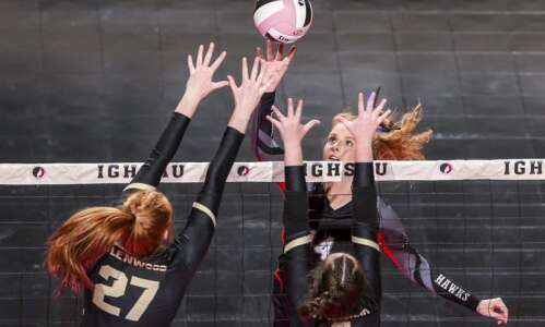 Iowa state volleyball tournament 2020: Monday's scores, stats and more