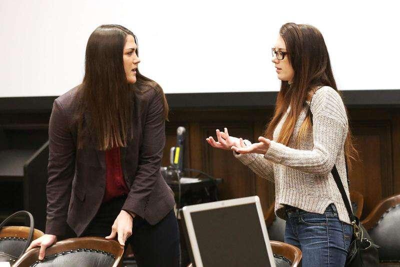 Former Washington High substitute teacher Mary Beth Haglin found guilty of sexual exploitation