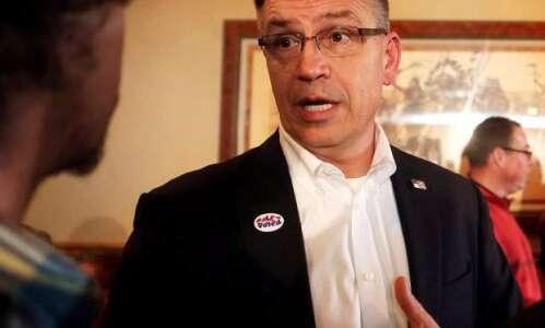 Former congressman who ran against Miller-Meeks remembered