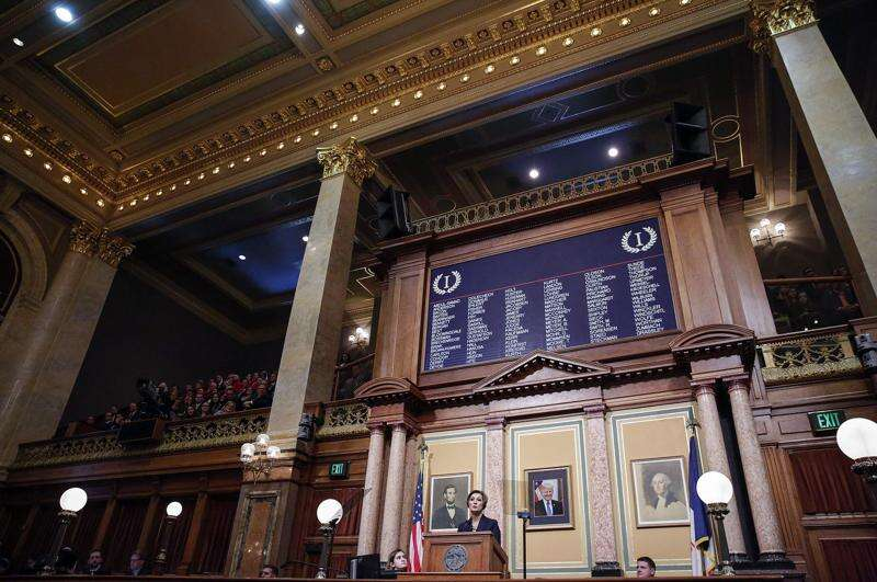 Reynolds pitches 2.5 percent increase in K-12 aid