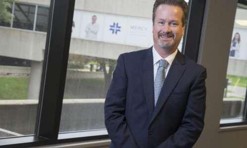Mercy Iowa City President Sean Williams to resign