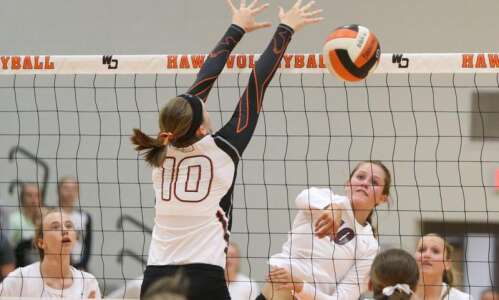 Iowa state volleyball tournament: Class 3A team capsules, stat leaders,…