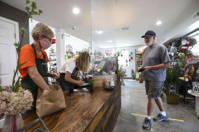 Local garden centers see surge in stuck-at-home customers investing in their yards
