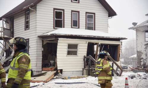 Investigation continues into house explosion