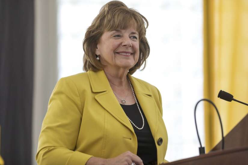 Regents chart new course with hire of Barbara Wilson as University of Iowa president