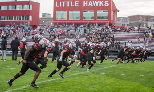 Iowa City High takes out frustration on Davenport West