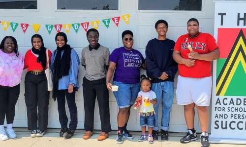Cedar Rapids academy preps Black students for success