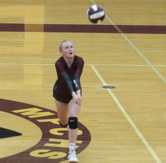 WMU volleyball bests Mt. Pleasant, Hillcrest Academy in Wilton