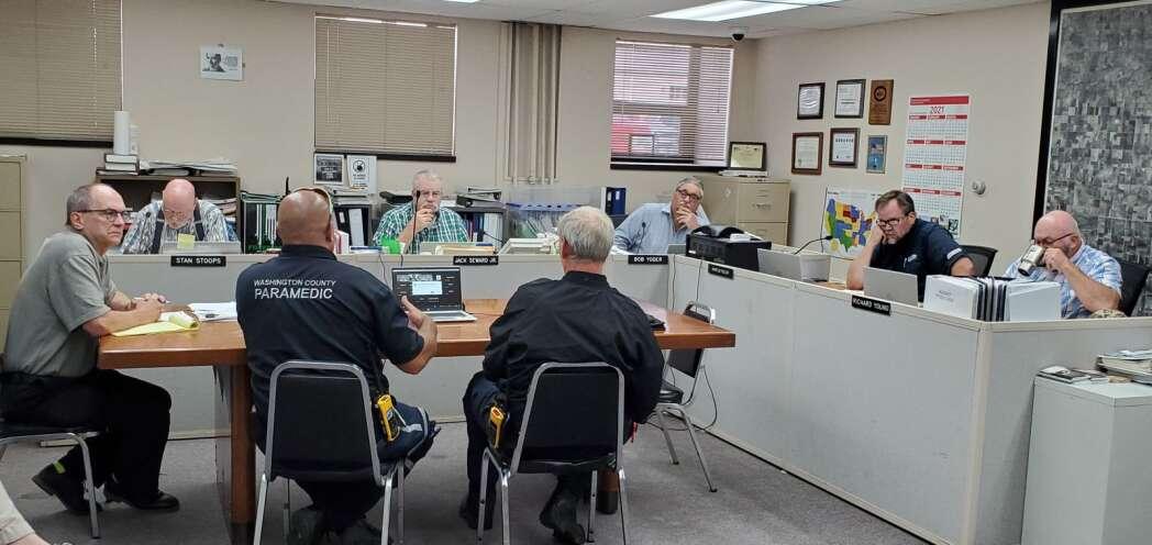 Washington County grapples with paramedic shortage