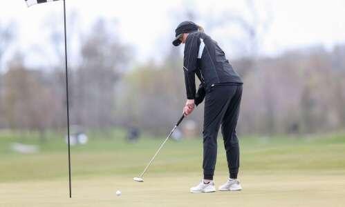 Cedar Rapids Prairie's Addie Berg excited for state golf debut