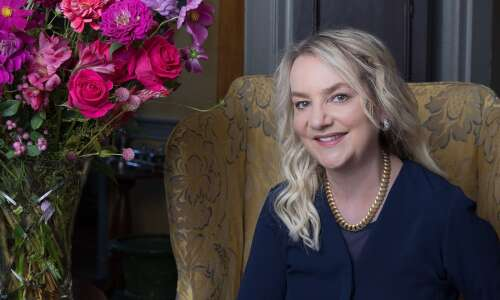 Former chief floral designer at the White House to speak…