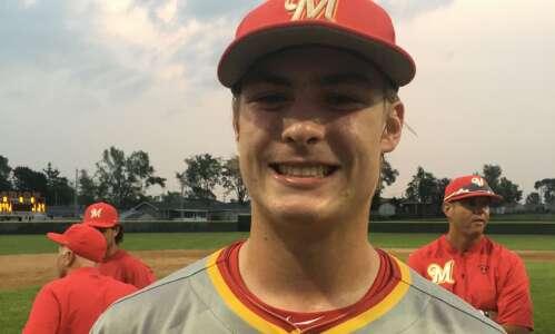 Rain can't ruin Marion baseball's state-qualifying night