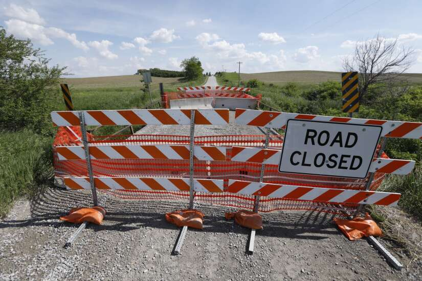 When it comes to Iowa bridges, 'there's never enough money'