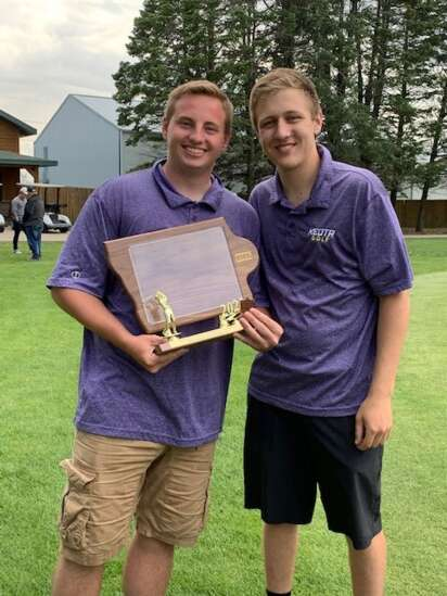 Keota conquers conference