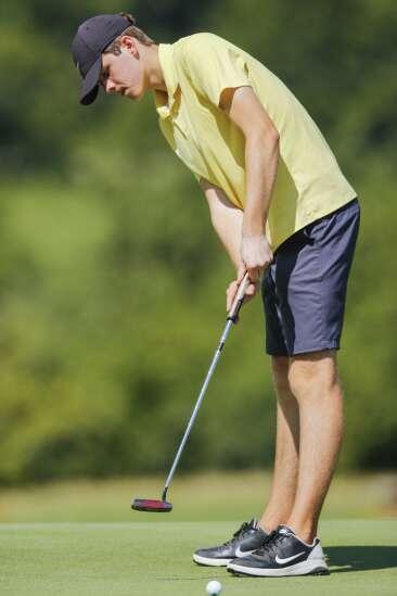 Photos: 2021 Pribyl Junior Golf Tournament first round