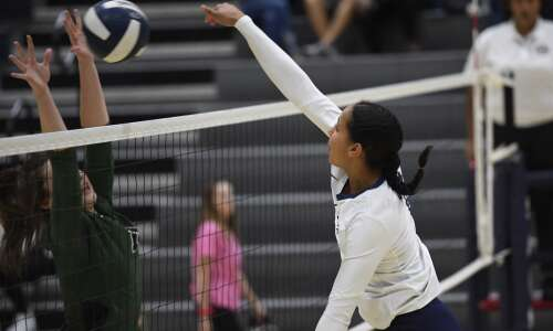 Xavier earns sixth-straight trip to state volleyball