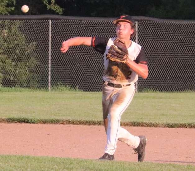 Fairfield baseball rolls past Keokuk