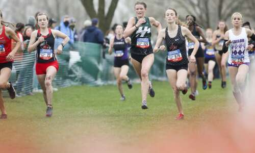 Photos: NAIA Cross country national championships