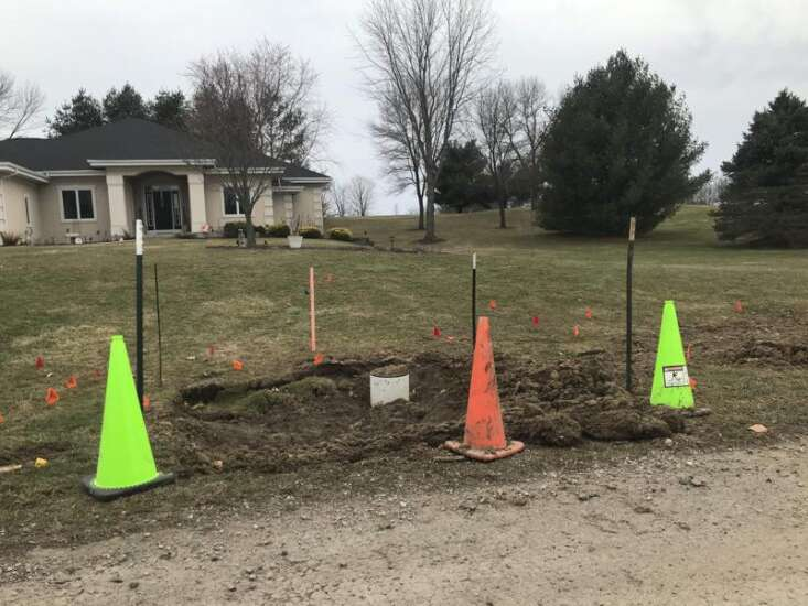 Subdivision near Solon still awaits help for its arsenic-plagued well