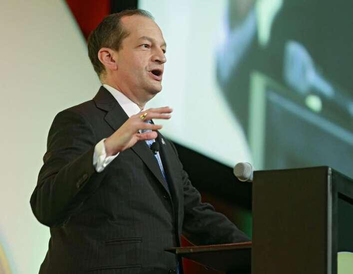 Gov. Kim Reynolds signs legislation to boost post-high school training