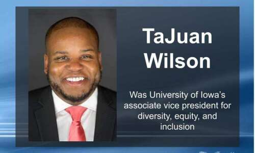 University of Iowa diversity head who resigned is reviewing diversity…